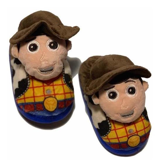 Pantuflas Toy Story Woody Bebe
