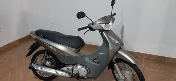 Honda Biz 125 Ks 2008 Cinza