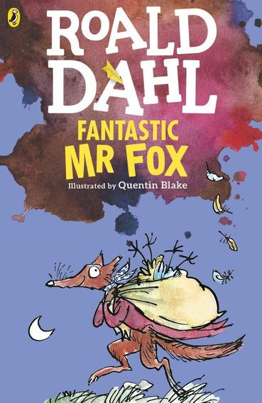 Fantastic Mr. Fox - Roald Dahl - Puffin