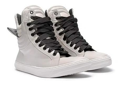 Tênis Bota Collab Juju Salimeni Hardcore Footwear 3767f Conf