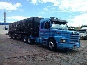 Scania 113 Top Line 360 1998/98 Graneleira Librelato 2011