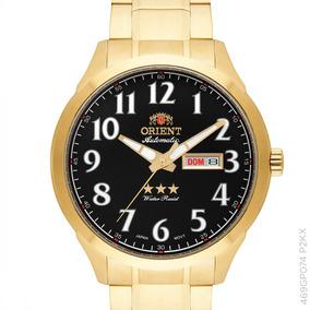 Relógio Orient Automático Masculino 469gp074 P2kx + Nf