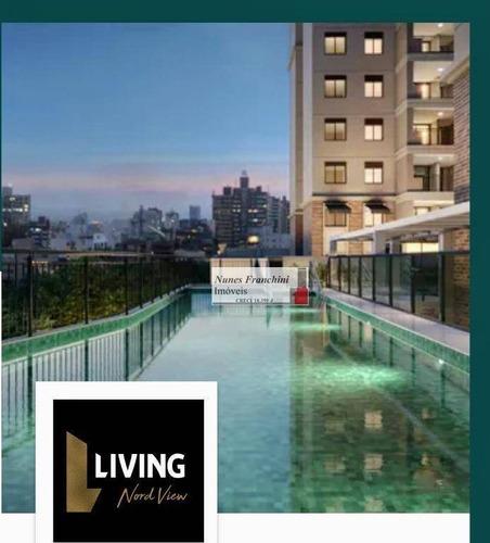 Imagem 1 de 1 de Apartamento À Venda, 67 M² Por R$ 590.000,00 - Santana - São Paulo/sp - Ap8370