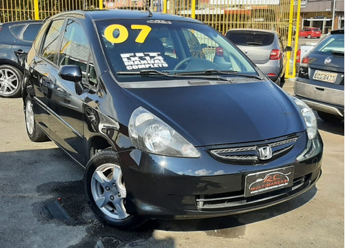 Honda Fit Lx 1.4 Completo 2007