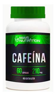 Cafeina 420 Mg 60 Cápsulas