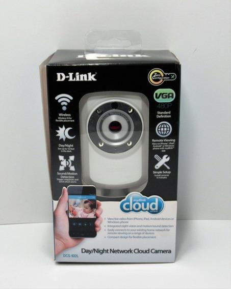 Red De Vigilancia Cámara D-link Wi-fi De Día Y De Noche 60vd