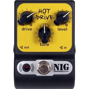 Pedal Nig Phd Hot Drive Overdrive