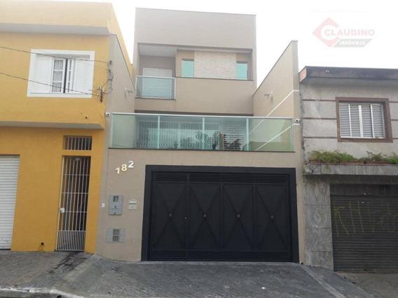 Sobrado Com 2 Dormitórios À Venda, 220 M² Por R$ 850.000 - Vila Ema - São Paulo/sp - So1067