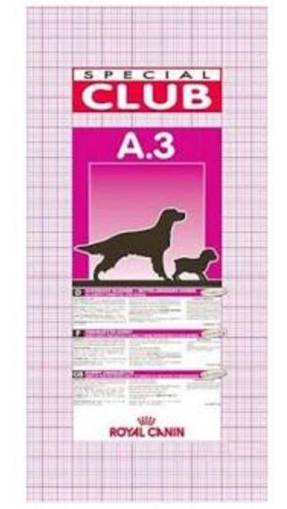 Royal Canin Club A3 De 15kg - Alimento Para Cachorro