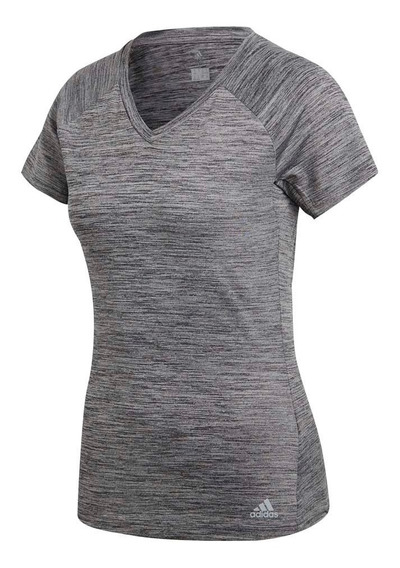 Remera Training adidas Freelift Fitted Mujer G