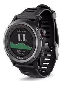 Relógio Monitor Cardíaco Garmin Fenix 3 Gps Bluetooth Wifi