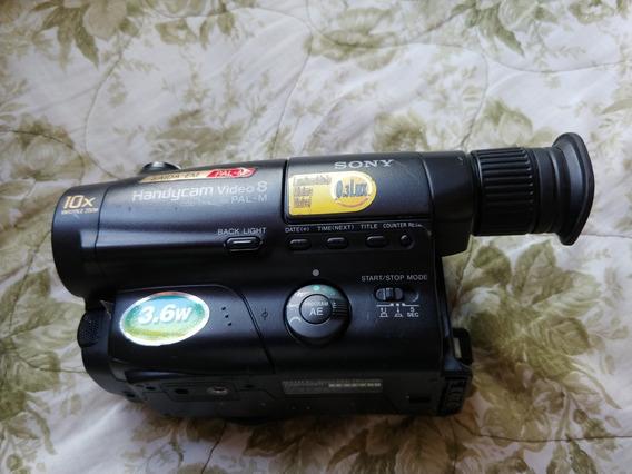 (retirar Peças) Filmadora Sony Video 8 Ccd Tr320br