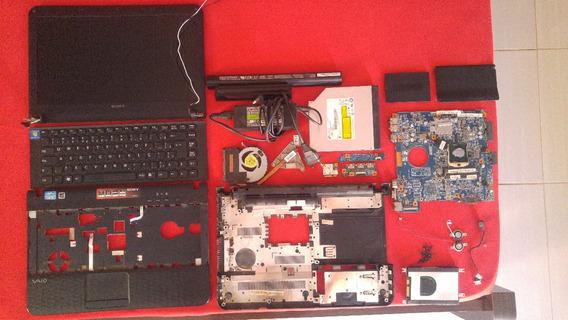 Peças Notebook Sony Vaio Pcg 61a11x