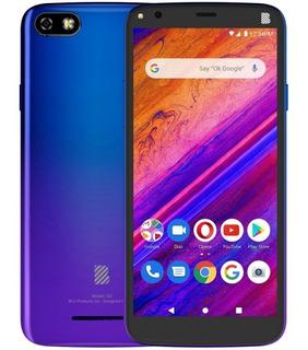 Smartphone Blu G5 Tela 5,5 32gb Interno 02gb Ram Crepúsculo