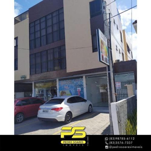 Imagem 1 de 4 de Sala À Venda, 23 M² Por R$ 250.000 - Bessa - João Pessoa/pb - Sa0261