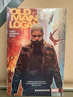 Comic Old Man Logan Berserker Vol 1 Compendio Envio Gratis