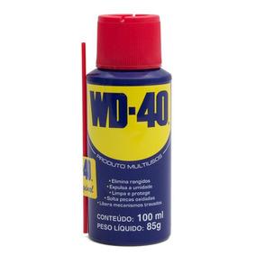 Spray Lubrificante Desingripante Wd-40 100 Ml Multiuso
