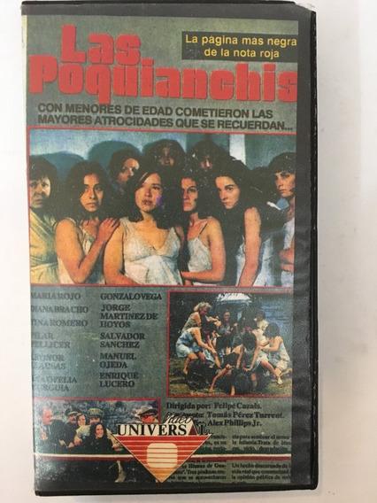 Vhs Las Poquianchis Cine Tragico Mexicano 1976 Diana Bracho