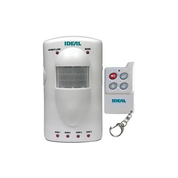 Ideal Security Sk617 Alarma De Sensor De Movimiento De 4 Zon