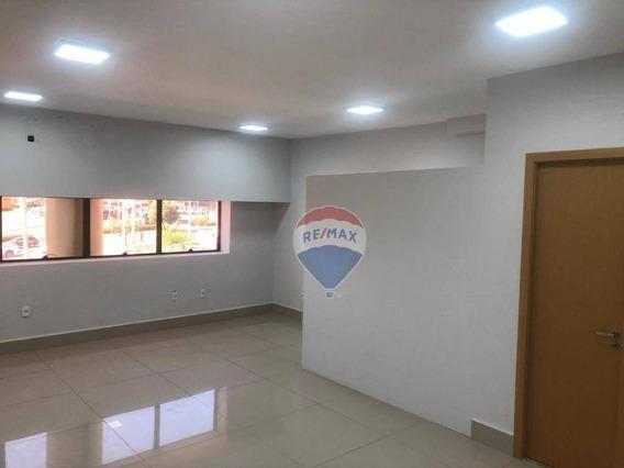 Sala Para Alugar, 35 M² Por R$ 1.200,00 - Jardim Bom Clima - Cuiabá/mt - Sa0003