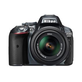 Câmera Nikon D5300 Com Lente 18-55mm
