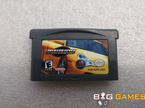 Need For Speed Porsche Unleashed - Gba - Midia Fisica