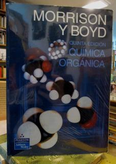 Morrison Y Bond Quimica Organica Quinta Edición