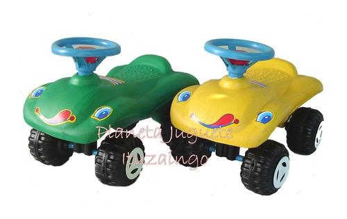 Andarin Pata Pata Simpatico Diseño Buggy Con Bocina Planeta