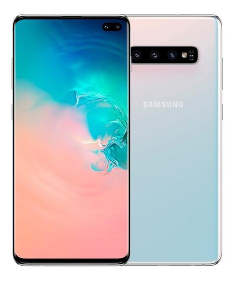 Celular Samsung Lte G975f S10+ 128gb Blanco