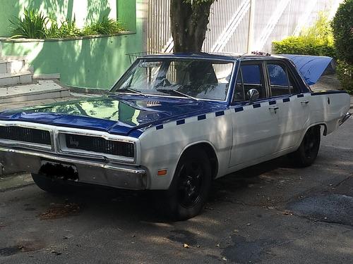 Imagem 1 de 14 de Dodge Dart 1972 4 Portas