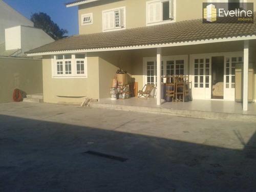 Imagem 1 de 23 de Casa Com 4 Dorms, Vila Nova Socorro, Mogi Das Cruzes - R$ 1.5 Mi, Cod: 1580 - V1580