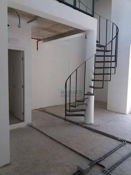 Sala À Venda, 101 M² Por R$ 1.390.000,00 - Moema - São Paulo/sp - Sa0217