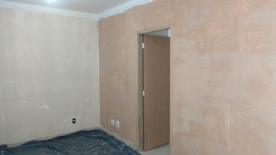 Otimo Apartamento Novo, Repleto De Armários , Piso Em Porcelanato Cozinha E Área De Serviço Com Armá - Mi68324