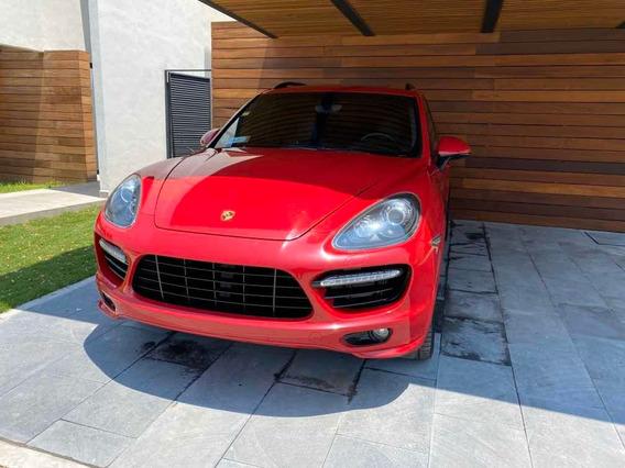 Porsche Cayenne 2013 Gts V8 Tiptronic 8v At