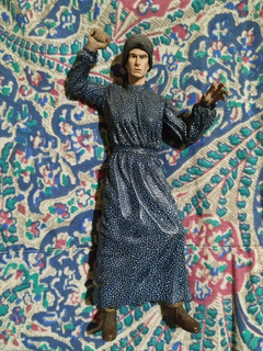Figura Norman Bates Mcfarlane Movie Maniacs- Psycho Psicosis