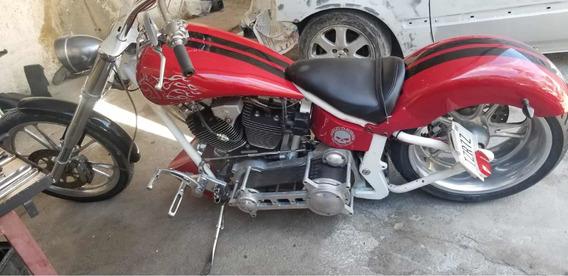 Harley-davidson American Iron Horse