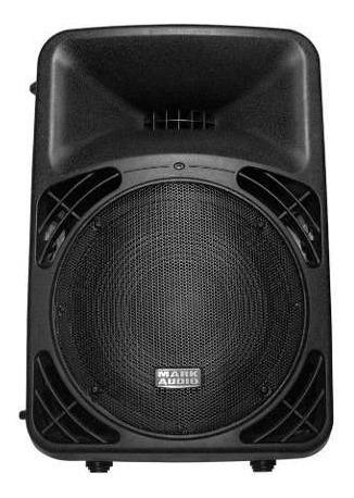 Caixa Mark Audio Amplificada 12 Mk1220a Ativa Usb Nova Som