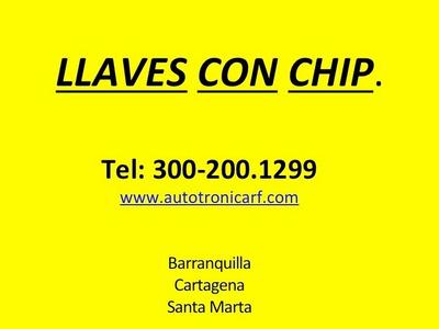 Llaves Con Chip Llave Renault Mazda Chevrolet Ford Toyota