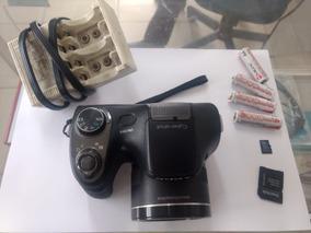 Câmera Semi Profissional Sony Dsc-h300, 20.1 Mega Pixels