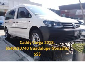 Vw Caddy 2018 1.6 L Maxi Mt Blanco