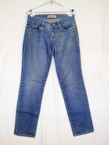 Calça Jeans Feminina Usada Tamanho 40 Marca Eqqus