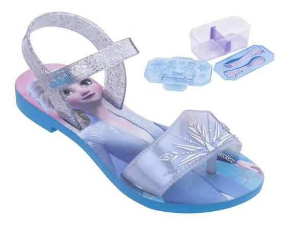 Sandália Grendene Kids Frozen Magic * Promoção Congelante *