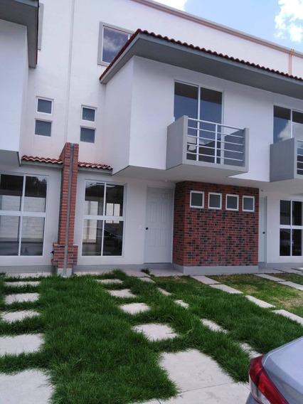 Casa En Renta Miguel Hidalgo, Coacalco
