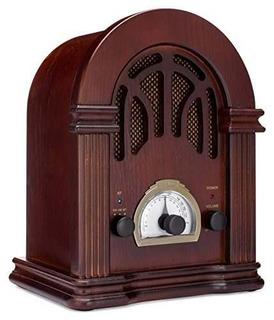 Radio De Am / Fm Retra De Clearclick Con Bluetooth - Altavo