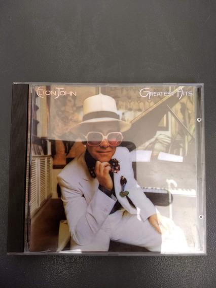 Cd Elton John Greatest Hits - Excelente Estado!