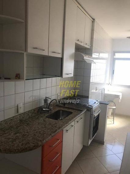 Apartamento Com 2 Dormitórios Para Alugar, 52 M² Por R$ 1.000/mês - Torres Tibagy - Guarulhos/sp - Ap1410