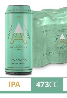 Cerveza Andes Origen Ipa 473ml