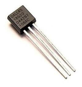 Sensor De Temperatura Ds18b20 - Arduino - Pic + Codigo