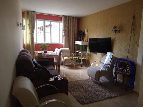 Apartamento Com 3 Dormitórios À Venda, 100 M² Por R$ 480.000,00 - Brás - São Paulo/sp - Ap2809