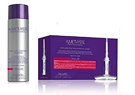 Amethyste Stimulate Hair Loss Pack Farmavita